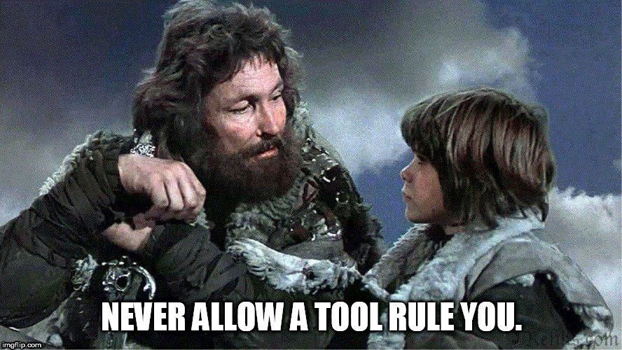 "What The Father of Conan would say about ""smartphones"" 