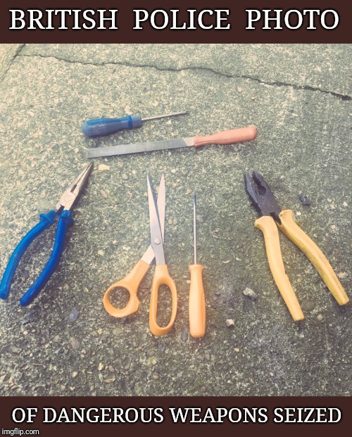 "They call these ""assault pliers"" 