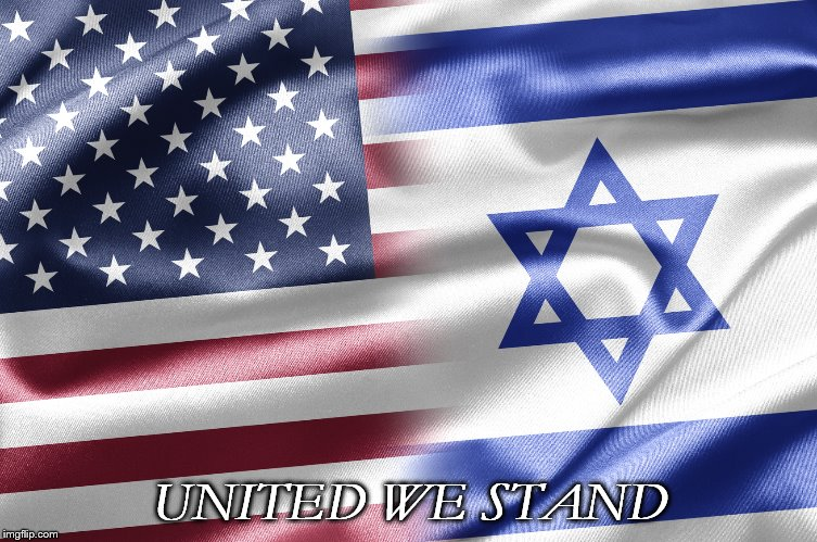 UNITED WE STAND | image tagged in israel | made w/ Imgflip meme maker
