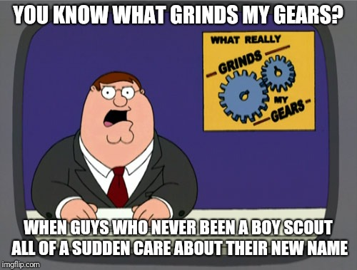 """Morally straight"" doesn't mean being a triggered conservative snowflake 
