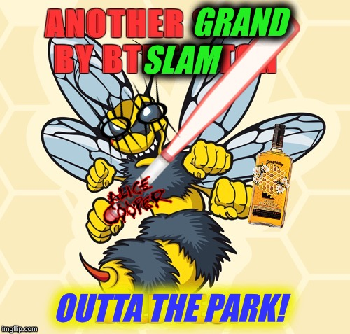 GRAND SLAM OUTTA THE PARK! | made w/ Imgflip meme maker