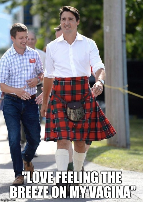 """LOVE FEELING THE BREEZE ON MY VA**NA"" 