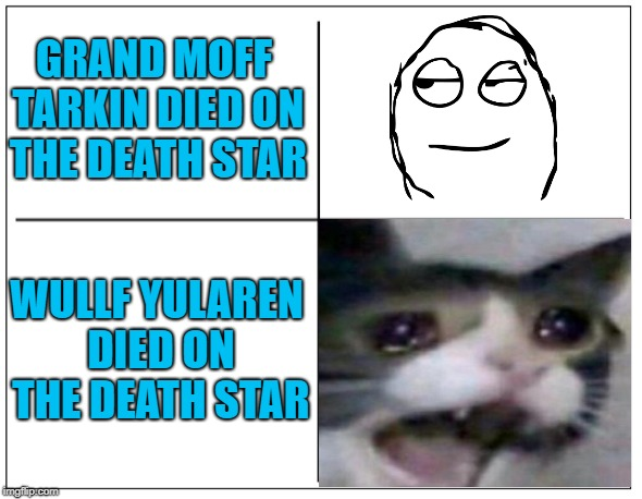"""The Clone Wars"" fans be like... 