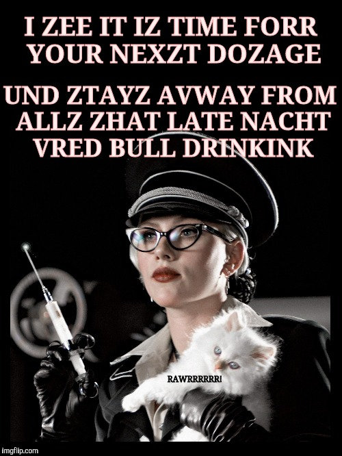 "Scarlett Johansson, Silkin Floss, The Spirit, ""We can make you  