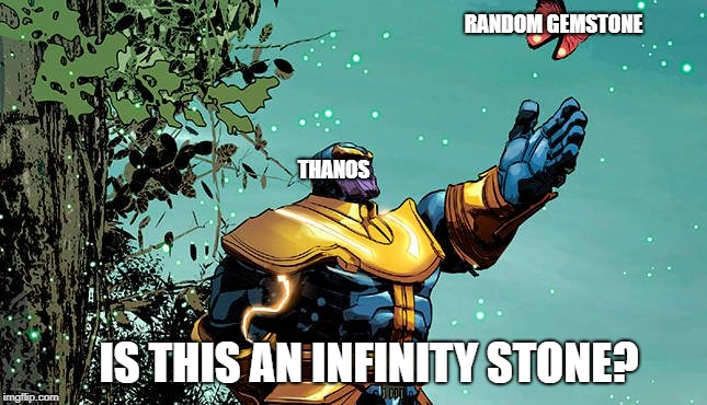 Image Tagged In Avengers Infinity War Thanos Infinity Stone Imgflip