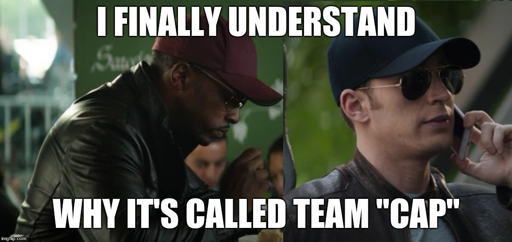 "Team ""Cap"" 