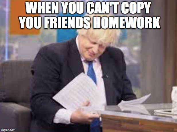 friends can be annoying... no other comment | WHEN YOU CAN'T COPY YOU FRIENDS HOMEWORK | image tagged in homework,friends,annoying friends,trump,meme,funny | made w/ Imgflip meme maker