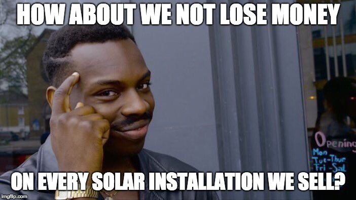 roll safe on solar installations