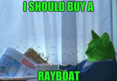 I SHOULD BUY A RAYBOAT | made w/ Imgflip meme maker