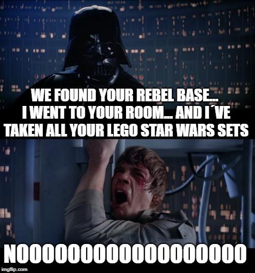 Star Wars No Meme Imgflip