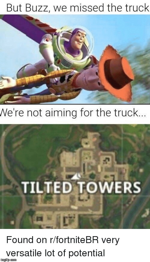 Image Tagged In Fortnite Meme Toystory Everywhere Imgflip