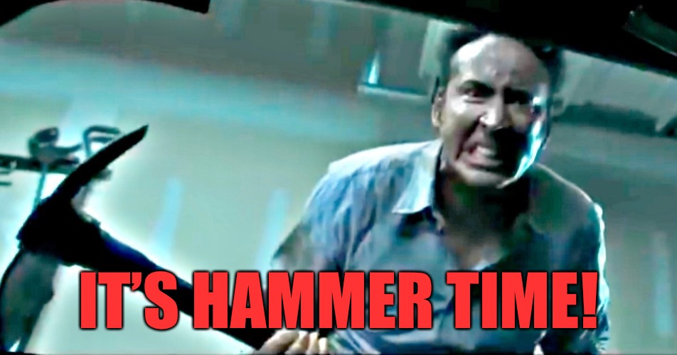 IT'S HAMMER TIME! | made w/ Imgflip meme maker