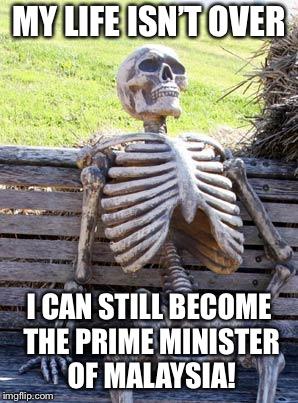 Waiting Skeleton Meme - Imgflip