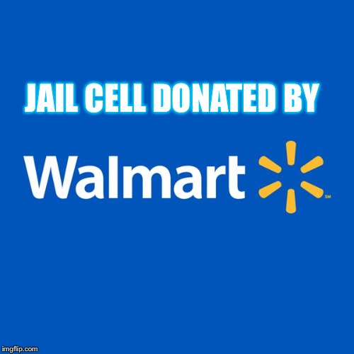 JAIL CELL DONATED BY | made w/ Imgflip meme maker