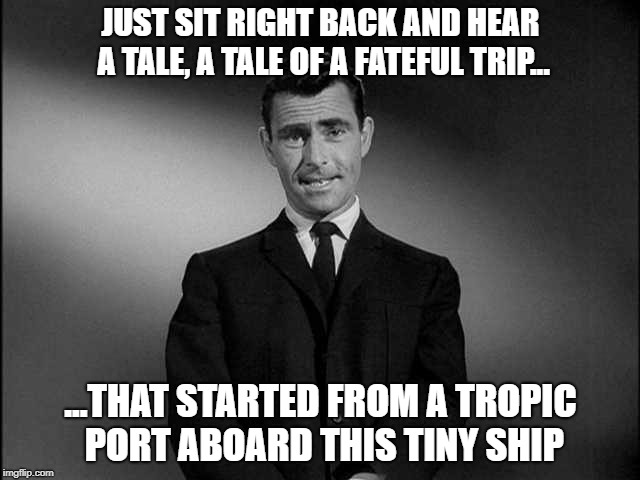 "The six-word pitch for ""L O S T"" basically... 