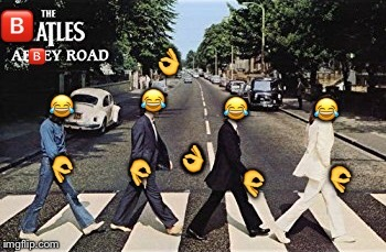 image tagged in the beatles,dank | made w/ Imgflip meme maker