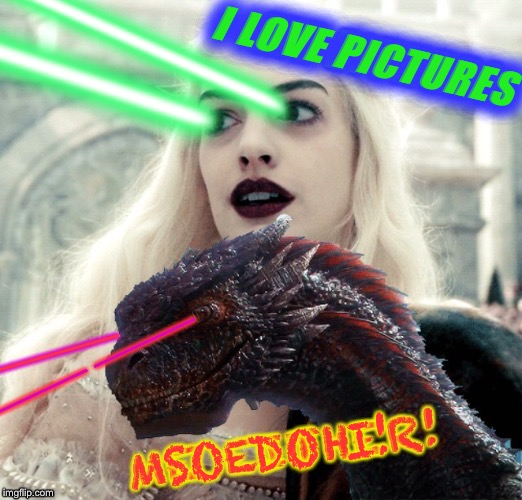 I LOVE PICTURES SO DO I! | made w/ Imgflip meme maker