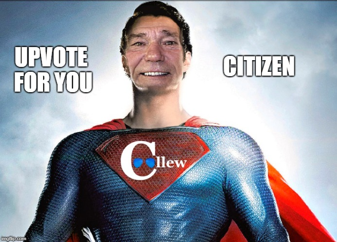 UPVOTE FOR YOU CITIZEN | made w/ Imgflip meme maker