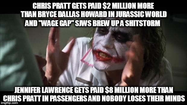 "There is no ""wage gap"" 