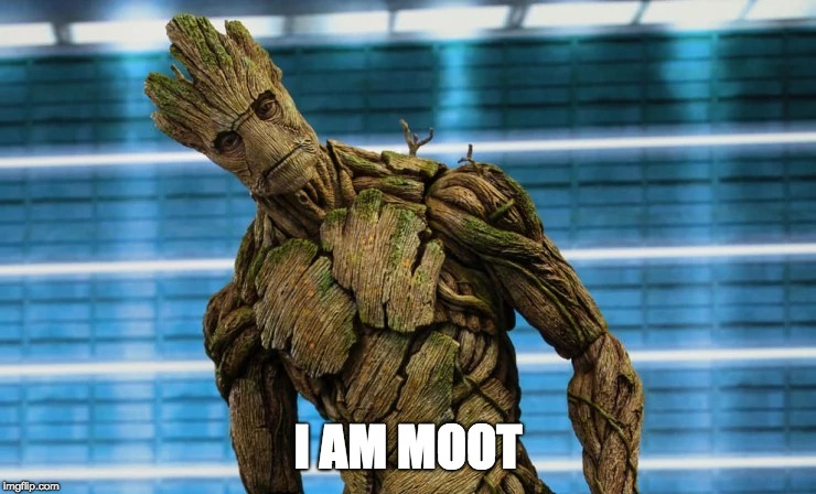 I AM MOOT | made w/ Imgflip meme maker