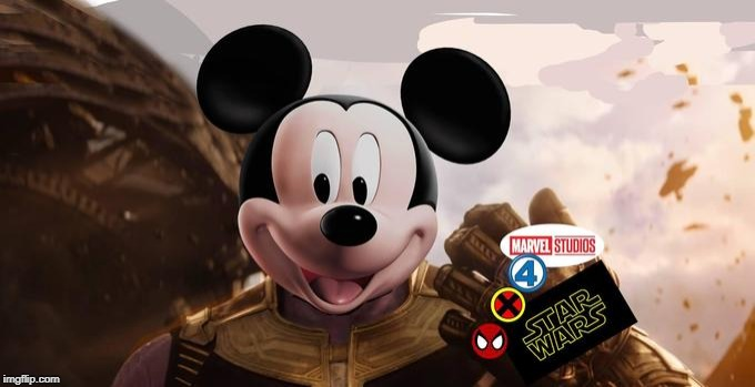 fear it, dread it, but you will lose just the same | image tagged in funny,meme,funny memes,funny meme,disney,infinity war | made w/ Imgflip meme maker