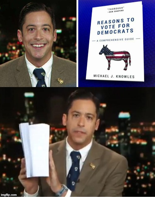 Michael Knowles | . | image tagged in michael knowles | made w/ Imgflip meme maker