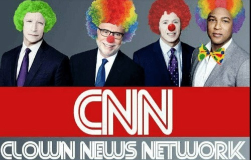 Clown News Network | CNN CLOWN NEWS NETWORK | image tagged in memes,cnn,cnn fake news,cnn wolf of fake news fanfiction,cnn crock news network,cnn very fake news | made w/ Imgflip meme maker