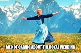 Look At All These | ME NOT CARING ABOUT THE ROYAL WEDDING | image tagged in memes,look at all these | made w/ Imgflip meme maker