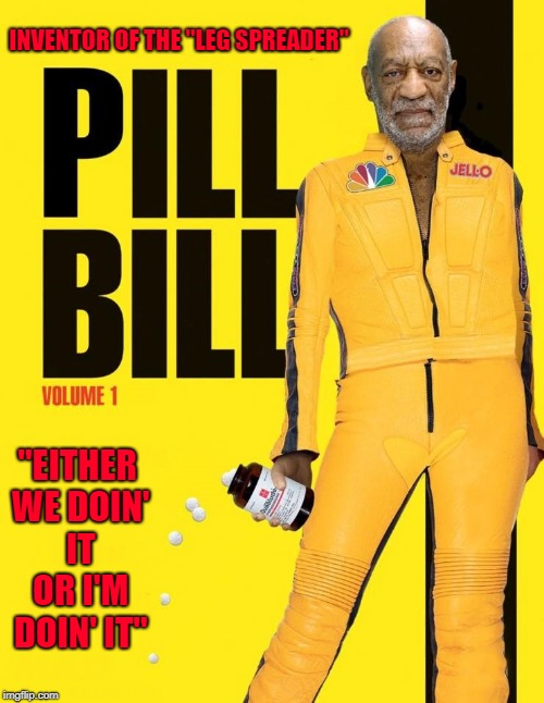 "Coming soon ""Fill Bill...The Prison Days"" 