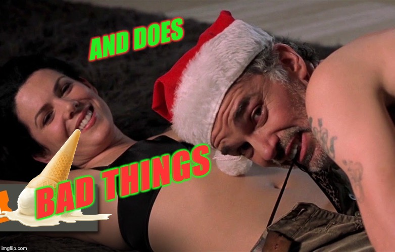 AND DOES BAD THINGS | made w/ Imgflip meme maker