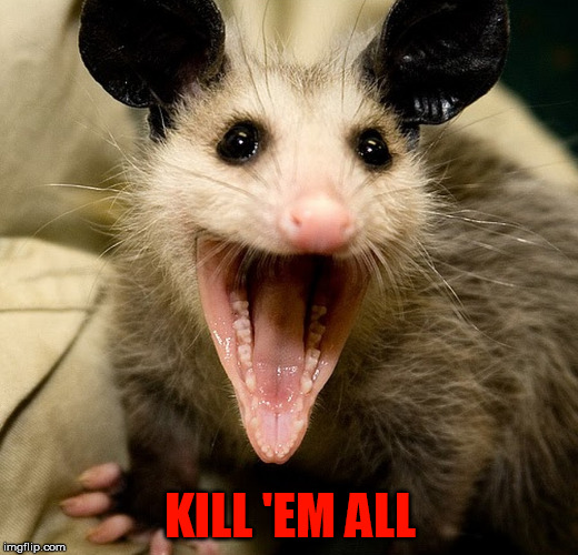 KILL 'EM ALL | made w/ Imgflip meme maker