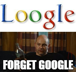 FORGET GOOGLE | made w/ Imgflip meme maker