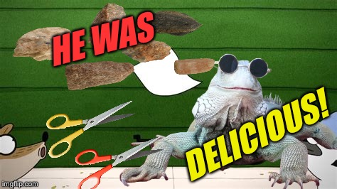 HE WAS DELICIOUS! | made w/ Imgflip meme maker