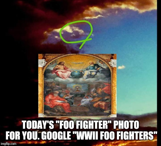 "Google ""WWII foo fighters"" 