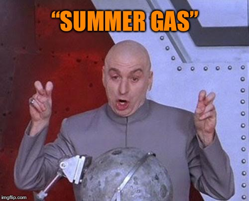 "Why they say the price is rising | ""SUMMER GAS"" 