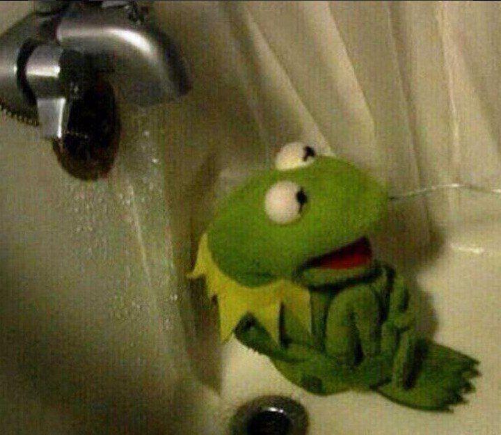 Kermit Suicide Blank Template - Imgflip