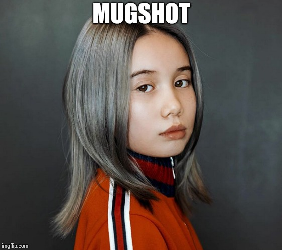 Lil tay mugshot 2018 | MUGSHOT | image tagged in funny,memes | made w/ Imgflip meme maker