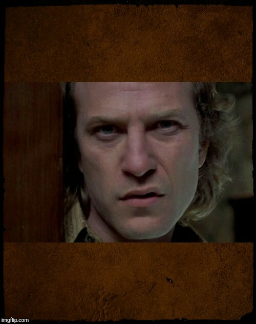 Buffalo Bill, Are you serious?,,, | . | image tagged in buffalo bill,are you serious | made w/ Imgflip meme maker