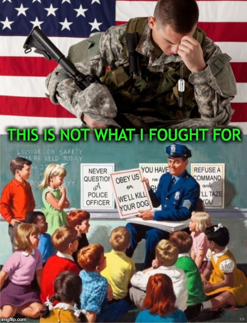 Memorial Day | THIS IS NOT WHAT I FOUGHT FOR | image tagged in memorial day,soldiers,freedom | made w/ Imgflip meme maker