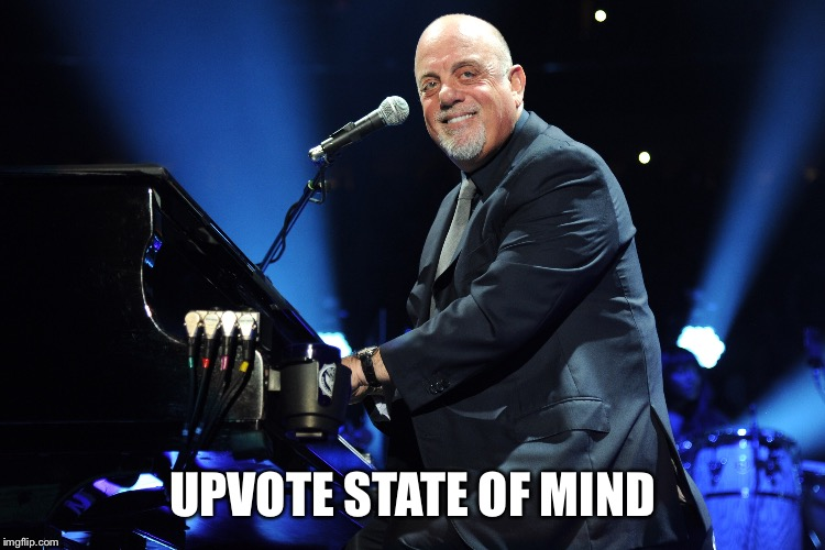 UPVOTE STATE OF MIND | made w/ Imgflip meme maker