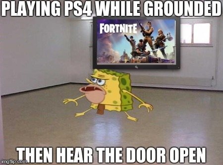 image tagged in spongegar | made w/ Imgflip meme maker