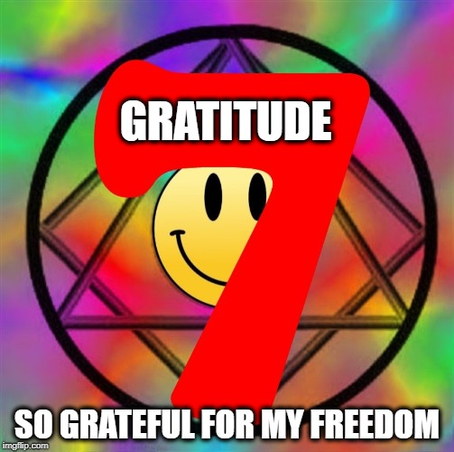 GRATITUDE SO GRATEFUL FOR MY FREEDOM | image tagged in be like bill,recovery,gratitude,thankful,i love you,kittens | made w/ Imgflip meme maker