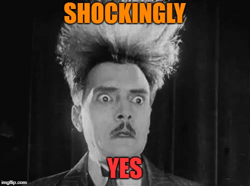 reaction | SHOCKINGLY YES | image tagged in reaction | made w/ Imgflip meme maker