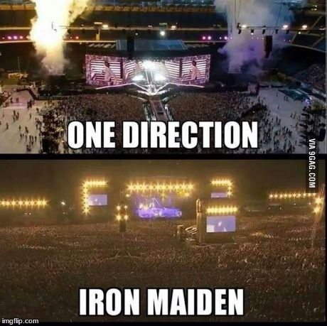 Iron Maiden | image tagged in iron maiden | made w/ Imgflip meme maker