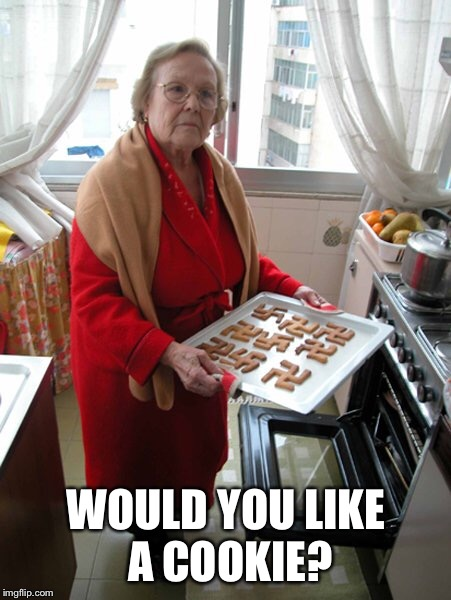 WOULD YOU LIKE A COOKIE? | made w/ Imgflip meme maker
