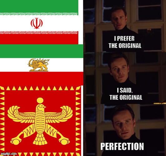 i prefer the real | I PREFER THE ORIGINAL I SAID, THE ORIGINAL PERFECTION | image tagged in i prefer the real | made w/ Imgflip meme maker