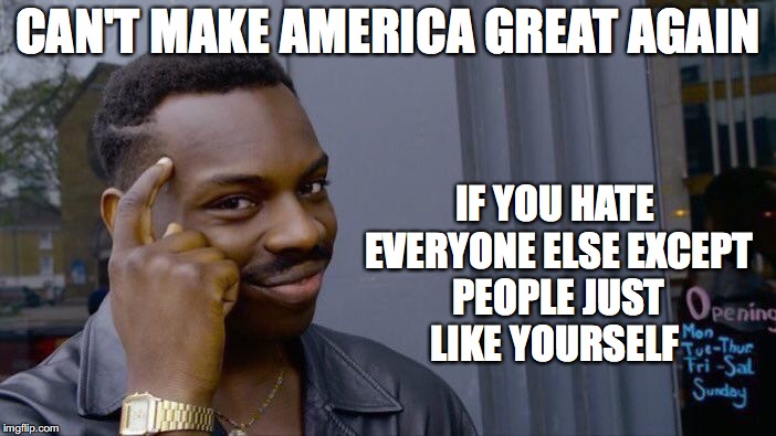 "Come on...When is the ""Make America Great Again"" going to start? 
