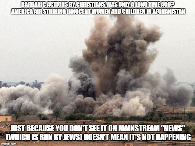 "Just Because You Don't See It On Mainstream ""News"" Doesn't Mean It's Not Happening 