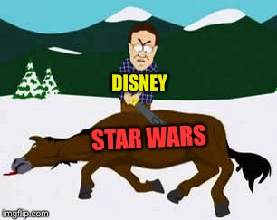 DISNEY STAR WARS | made w/ Imgflip meme maker