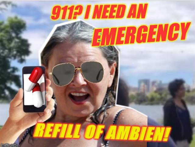 Side Effects May Include Doin' It Wrong | N EMERGENCY | image tagged in bbq betty,roseanne,racism,side effects,ambien,epic fail | made w/ Imgflip meme maker
